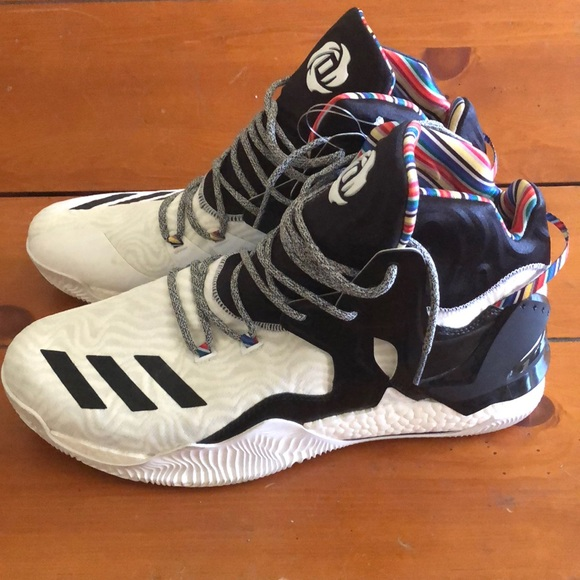 36497df67 adidas D Rose 7 Black History Month (2017)
